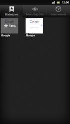 Sony LT26i Xperia S - internet - hoe te internetten - stap 7