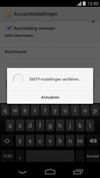 Motorola Moto G (1st Gen) (Kitkat) - E-mail - handmatig instellen - Stap 15
