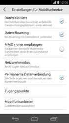 Huawei Ascend P7 - Ausland - Im Ausland surfen – Datenroaming - Schritt 9