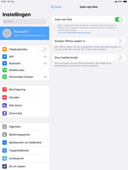 Apple iPad 10.2 - Toestel - stel