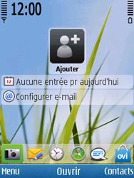 Nokia C5-00 - MMS - envoi d'images - Étape 1