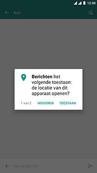 OnePlus 3 - Android Nougat - MMS - hoe te versturen - Stap 4