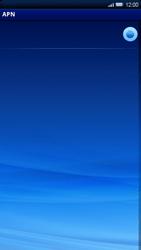 Sony Xperia X10 - Internet - Configuration manuelle - Étape 12