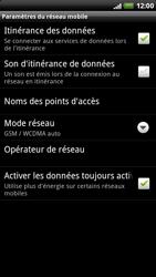 HTC X515m EVO 3D - Internet - Configuration manuelle - Étape 6