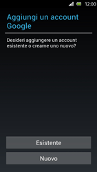 Sony Xperia U - Applicazioni - Configurazione del negozio applicazioni - Fase 4