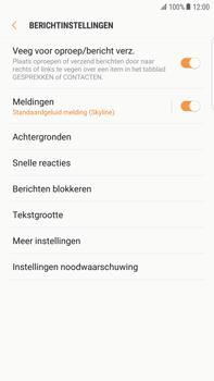 Samsung Samsung G928 Galaxy S6 Edge + (Android N) - SMS - Handmatig instellen - Stap 6