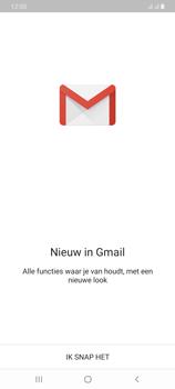 Samsung Galaxy A70 - E-mail - e-mail instellen (gmail) - Stap 5