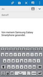 Samsung G530FZ Galaxy Grand Prime - E-Mail - E-Mail versenden - Schritt 5