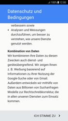 Samsung Galaxy A5 (2017) - Android Nougat - Apps - Einrichten des App Stores - Schritt 15