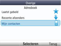 Nokia Asha 201 - e-mail - hoe te versturen - stap 8