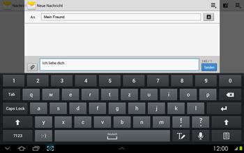 Samsung P5100 Galaxy Tab 2 10-1 - MMS - Erstellen und senden - Schritt 11