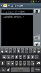Samsung I9300 Galaxy S3 - MMS - Erstellen und senden - Schritt 7
