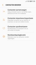 Samsung galaxy-s7-android-oreo - Contacten en data - Contacten kopiëren van SIM naar toestel - Stap 7