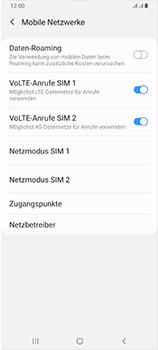 Samsung Galaxy A70 - MMS - Manuelle Konfiguration - Schritt 6