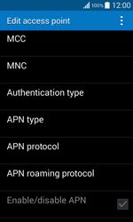 Samsung G355 Galaxy Core 2 - Internet - Manual configuration - Step 12