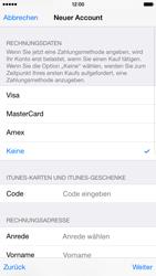 Apple iPhone 6 iOS 8 - Apps - Einrichten des App Stores - Schritt 19