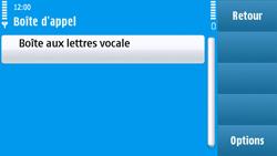 Nokia N97 - Messagerie vocale - Configuration manuelle - Étape 6