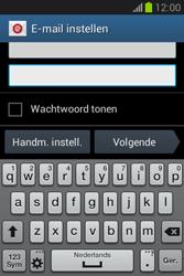 Samsung S6790 Galaxy Fame Lite - e-mail - handmatig instellen - stap 6