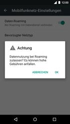Motorola Moto G 3rd Gen. (2015) - Ausland - Im Ausland surfen – Datenroaming - 2 / 2