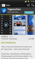 Samsung I9000 Galaxy S - Apps - Herunterladen - Schritt 7