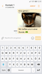 Samsung Galaxy A3 (2017) - MMS - Erstellen und senden - 21 / 22