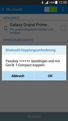 Samsung Galaxy Grand Prime - Bluetooth - Geräte koppeln - 9 / 11