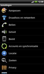 HTC A9191 Desire HD - Internet - handmatig instellen - Stap 4