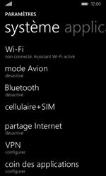 Microsoft Lumia 532 - MMS - Configuration manuelle - Étape 4