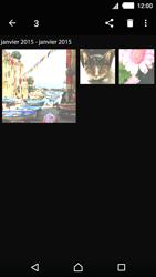 Sony Xperia M4 Aqua - Photos, vidéos, musique - Envoyer une photo via Bluetooth - Étape 9