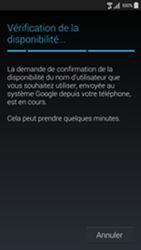 Samsung Galaxy A3 (A300FU) - Premiers pas - Créer un compte - Étape 14