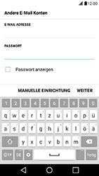 LG X Power - E-Mail - Konto einrichten - 7 / 20
