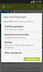 Samsung I8200N Galaxy S III Mini VE - Applicaties - Downloaden - Stap 18