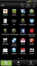 HTC One S - WLAN - Manuelle Konfiguration - 3 / 9