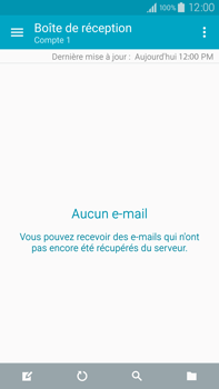 Samsung Galaxy Note 4 - E-mail - 032c. Email wizard - Outlook - Étape 11