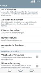 LG G3 S - Anrufe - Rufumleitungen setzen und löschen - 5 / 10