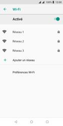 Wiko Harry 2 - Wifi - configuration manuelle - Étape 6