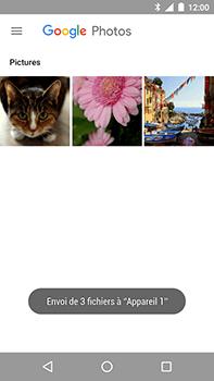 Motorola Moto E4 Plus - Photos, vidéos, musique - Envoyer une photo via Bluetooth - Étape 10