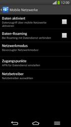 LG D955 G Flex - Internet und Datenroaming - Prüfen, ob Datenkonnektivität aktiviert ist - Schritt 6
