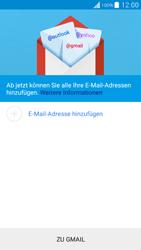 Samsung Galaxy Grand Prime - E-Mail - Konto einrichten (gmail) - 2 / 2