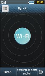 Samsung S8000 Jet - WLAN - Manuelle Konfiguration - Schritt 5