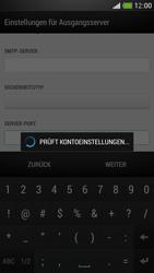 HTC One Mini - E-Mail - Manuelle Konfiguration - Schritt 17