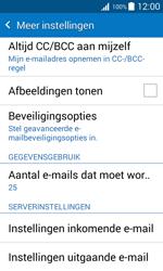 Samsung Galaxy J1 (SM-J100H) - E-mail - Instellingen KPNMail controleren - Stap 13