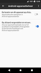 Sony Xperia XZ1 - Beveiliging en privacy - zoek mijn mobiel activeren - Stap 7
