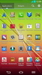 LG G2 - Internet - Configuration manuelle - Étape 3