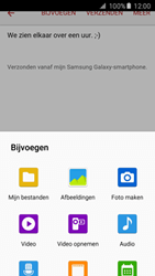 Samsung Galaxy S5 Neo (G903) - E-mail - Bericht met attachment versturen - Stap 11