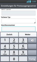 LG P710 Optimus L7 II - E-Mail - Konto einrichten - Schritt 16