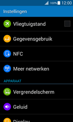 Samsung G357 Galaxy Ace 4 - Internet - handmatig instellen - Stap 5