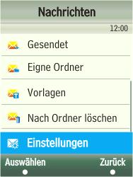 Samsung F480-TouchWiz - SMS - Manuelle Konfiguration - Schritt 4