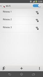Sony Xperia Z1 Compact - WiFi - Configuration du WiFi - Étape 8
