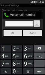 LG P940 PRADA phone by LG - Voicemail - Manual configuration - Step 7
